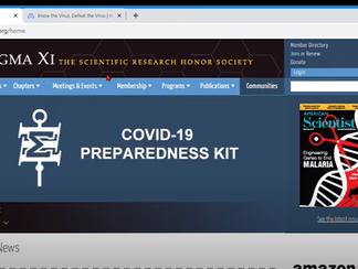 Dr. Kaplan's Blog #3: Collective Intelligence vs. the Coronavirus