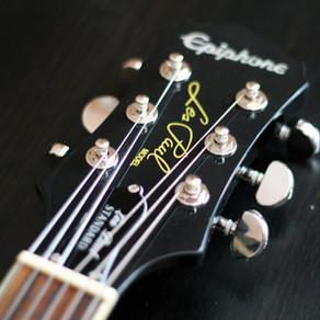 Epiphone DR-100 Dreadnought Acoustic guitar, ebony review 2020- Acoustic guitar guitar guitarduniya