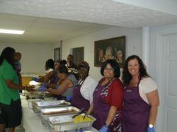 GTOP Kitchen Crew