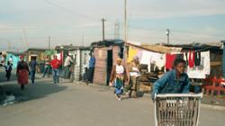 Typical Shack Village