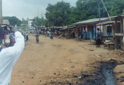 Village in Ghana