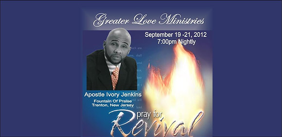 Delivered Without A Trace -Apostle Ivory Jenkins