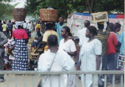 Ghana village people