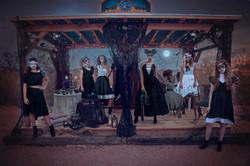 Haunted Fairyland, Adelyn Photography