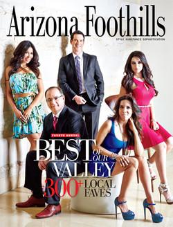 Arizona Foothills Magazine Theo Doro