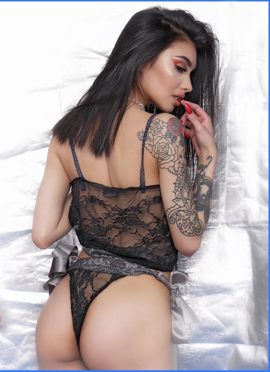 VALENTINES DAY, Theo Doro, lingerie