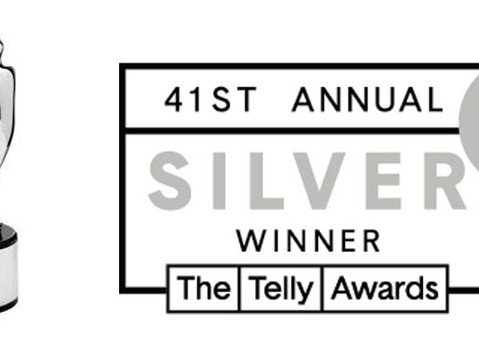 WE WON! SILVER TELLY AWARD IN THE 41ST ANNUAL TELLY AWARDS