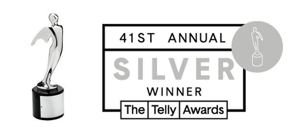 Silver Telly Award Dorota Zglobicka Zbig Rybczynski 2