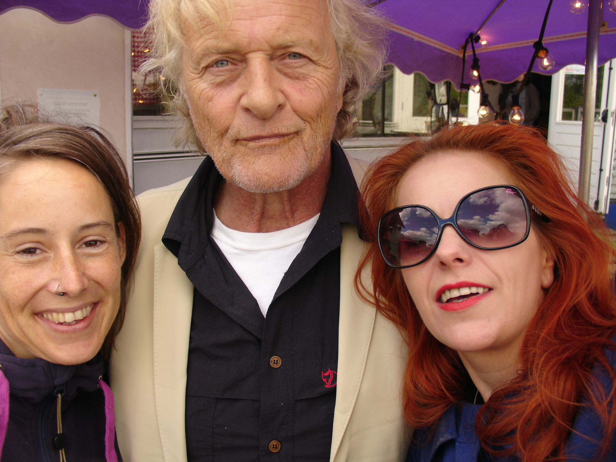 Rutger Hauer and us.