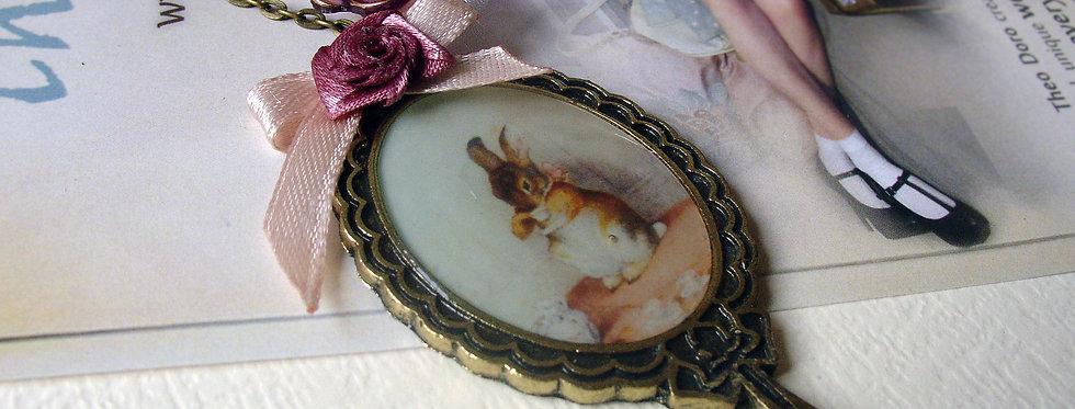 Rabbit's Hand Mirror