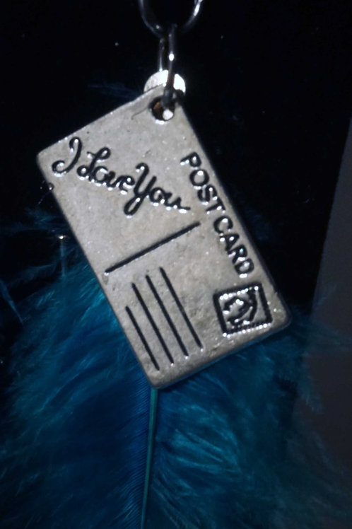 Key Holder I Love You