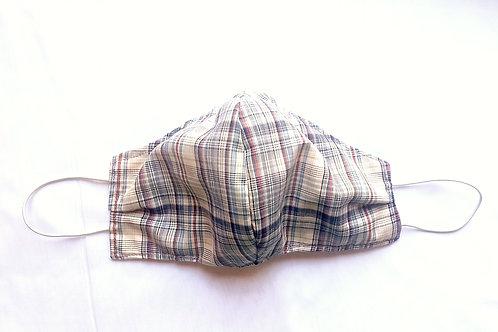 Reversible Mask: Checkered for Men