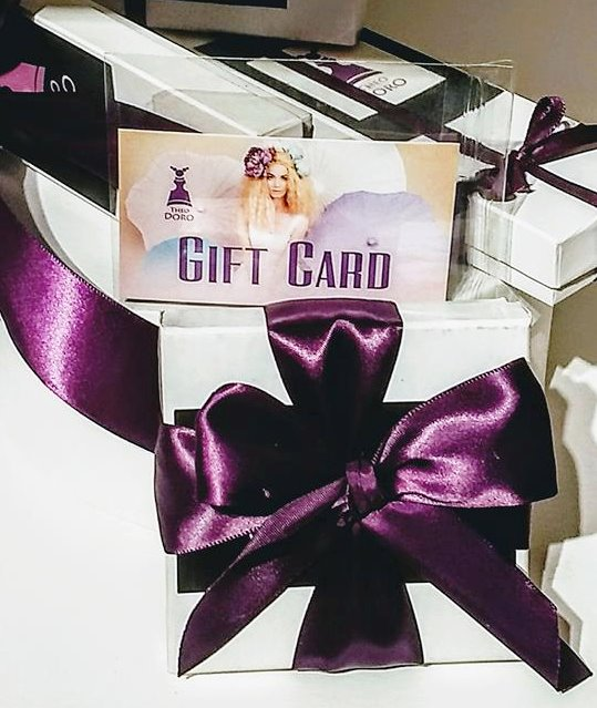 GIFT CARD, VALENTINES DAY, Theo Doro