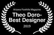 Best Designer in Tucson 2019, Arizona Fo