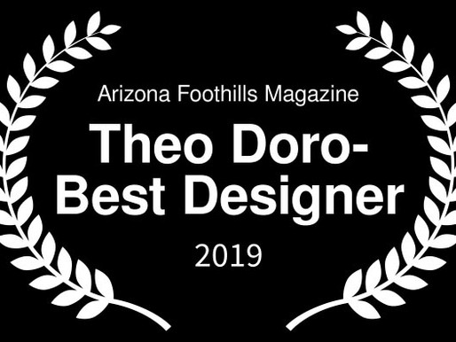 Theo Doro-Best Designer 2019