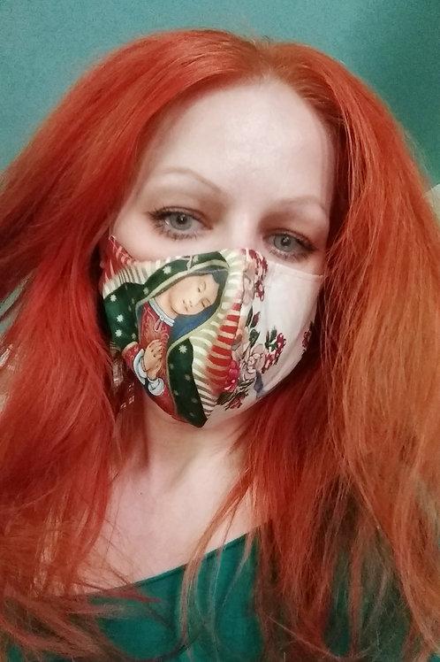 Reversible Mask Madonna