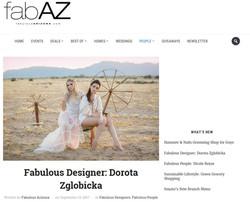 Fabulous Arizona, Theo Doro designer