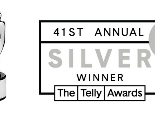 Theo Doro Fashion Video won SILVER TELLY AWARD