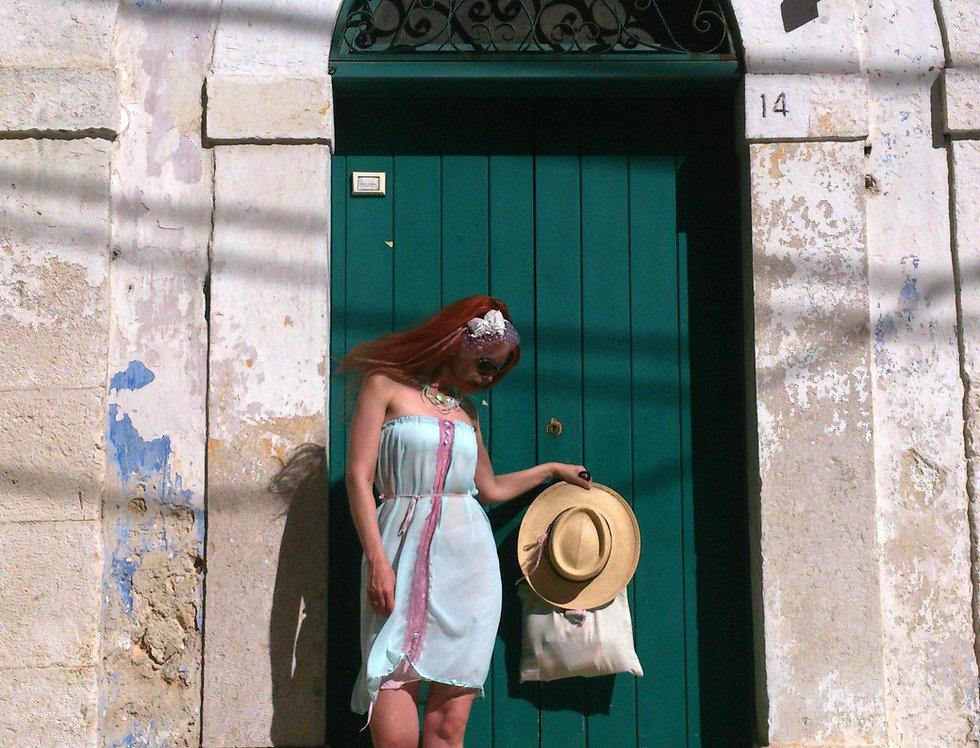 Chiffon Italiano Summer See-Trough