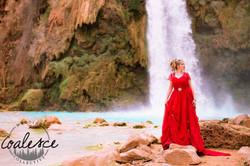 Theo Doro Red Dress