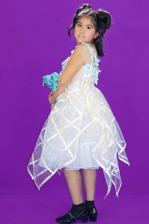 Blush Princess 3D lace