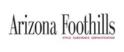 Arizona Foothills Magzine, Theo Doro