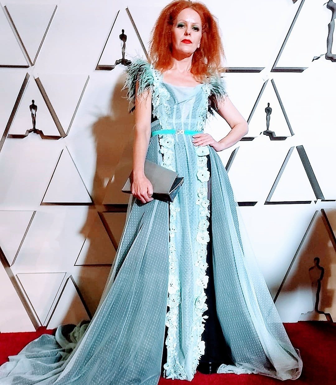 Theo Doro Gown Oscars