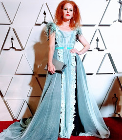 Theo Doro Gown Oscars
