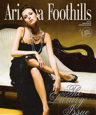 AzFoothills Magazine and Theo Doro
