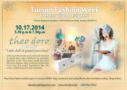 invitation Tucson Fashion Week