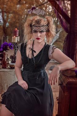 Haunted Fairyland, Theo Doro fashion line, Adelyn Photography, Models Julia Pope