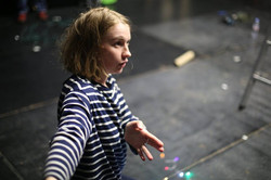Lucy. Technical Rehearsal 2015.