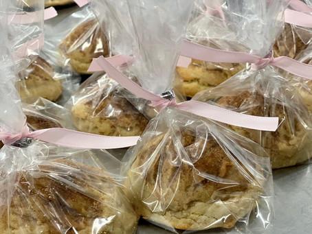 Baking Tip Sunday: Metallic Cookies!!!