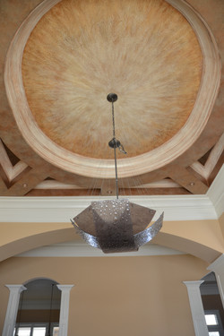A Favorite Tray Ceiling