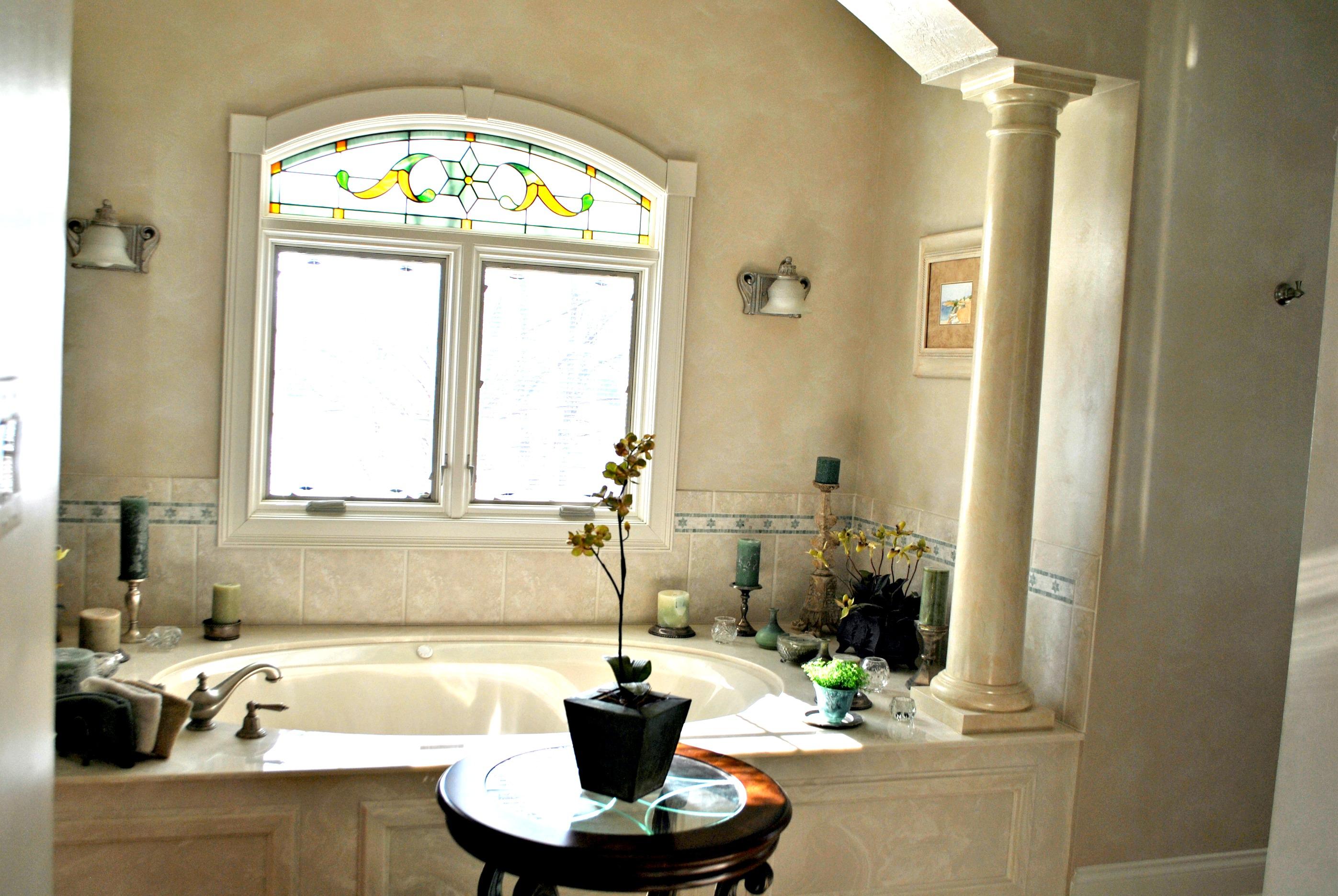 Client's Master Bath