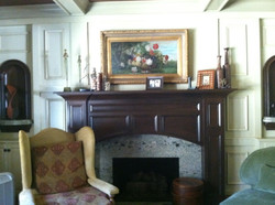 Fireplace, restated...