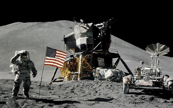 Moon Landing AR