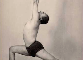 Posture Clinic - Warrior 1