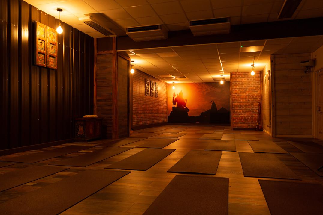 Akram Hot Yoga Studio | Addlestone | Main Studio