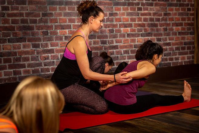 Sheree Halliday | Akram Yoga Studio | Addlestone