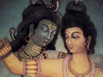 The First Yogi Part 2 - A Discussion between Shiva & Parvati