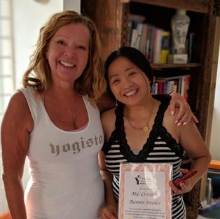 Yoga Teacher Training 2018