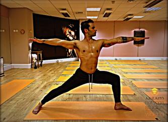 Posture Clinic - Warrior 2