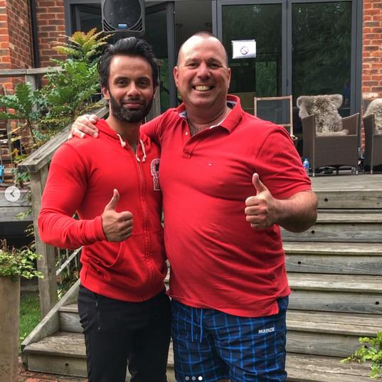 Zahir Akram Personal Trainer | Surrey