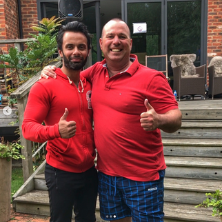 Zahir Akram Personal Trainer   Surrey