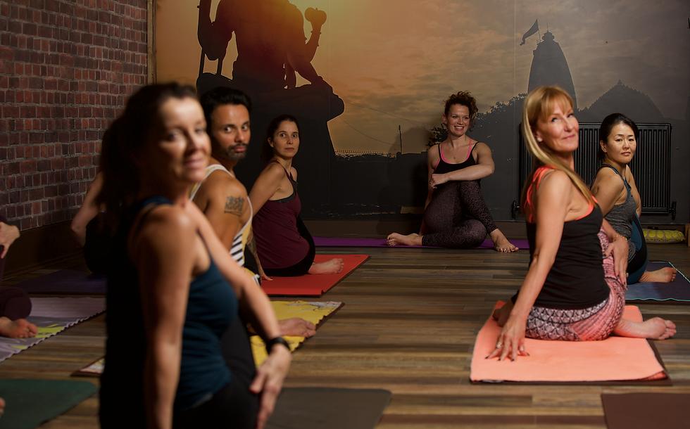 Akram Yoga Studio | Addlestone