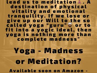 Yoga - Madness or Meditation?