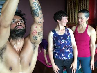 Ashtanga Vinyasa Yoga in Nepal