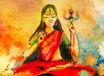 Goddess Worship in India & Around the World