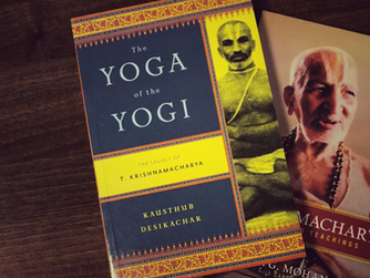 The Yoga Pioneers - Śrī T Krishnamacharya 1888-1989